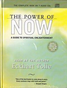 The-Power-of-Now-A-Guide-to-Spiritual-Enlightenment-Audiobook-Audio-CD-NEW