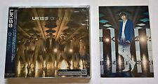 U-KISS Single One of You First Japan Press LE CD Kevin Raw Photo Photocard