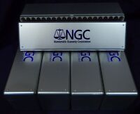 5x Ngc Silver Graded Coin Storage Box Holds 20 Individual Certified Coins