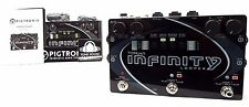Pigtronix Infinity Looper Guitar Effects Pedal Dual Stereo w/ Box & Power Supply