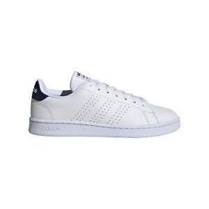 adidas Advantage Weiss Blau