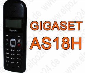Siemens-Gigaset-AS18H-Mobilteil-Handteil-Handset-fuer-AS180-AS280-AS285