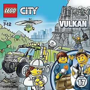CD-LEGO-CITY-FOLGE-17-VULKAN-NEU-OVP