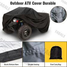 XXL Waterproof ATV Cover Storage Fit Polaris Honda Yamaha Can-Am