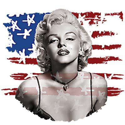 Marilyn Monroe Respect Pick Size Youth Medium 6 X Large T-Shirt