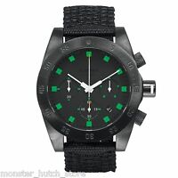 Brand In Box Electric California Dw01 Nat Wrist Watch Black/orange Limited
