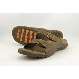 71947f9ac1c4 Skechers Women s Reggae Jammin Dress Sandal Brown 10 for sale online ...