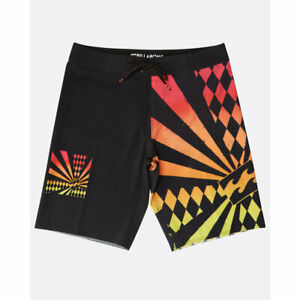 Billabong-rising-sun-boardshorts-black-2019-new-costume-surf-30-32-33-34-36-38
