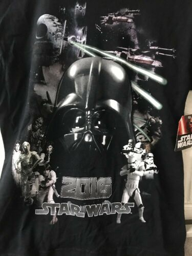 Star Wars 2016 Youth Large Graphic T-Shirt