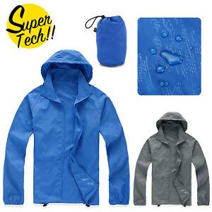 Unisex-Cycling-Running-Hiking-Bike-Waterproof-Windproof-Jacket-Outdoor-Rain-Coat