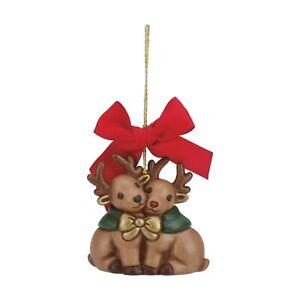Addobbi Natalizi Thun.Thun Addobbo Natalizio Renne Piccole Natale Insieme Ebay