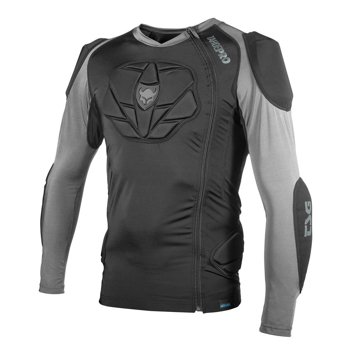 TSG projoective bicicleta DH Projoektor MX camisa L s Tahoe pro a negro XL