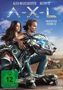 Olivier-Daly-A-X-L-Mein-bester-Freund-2-0-1-DVD