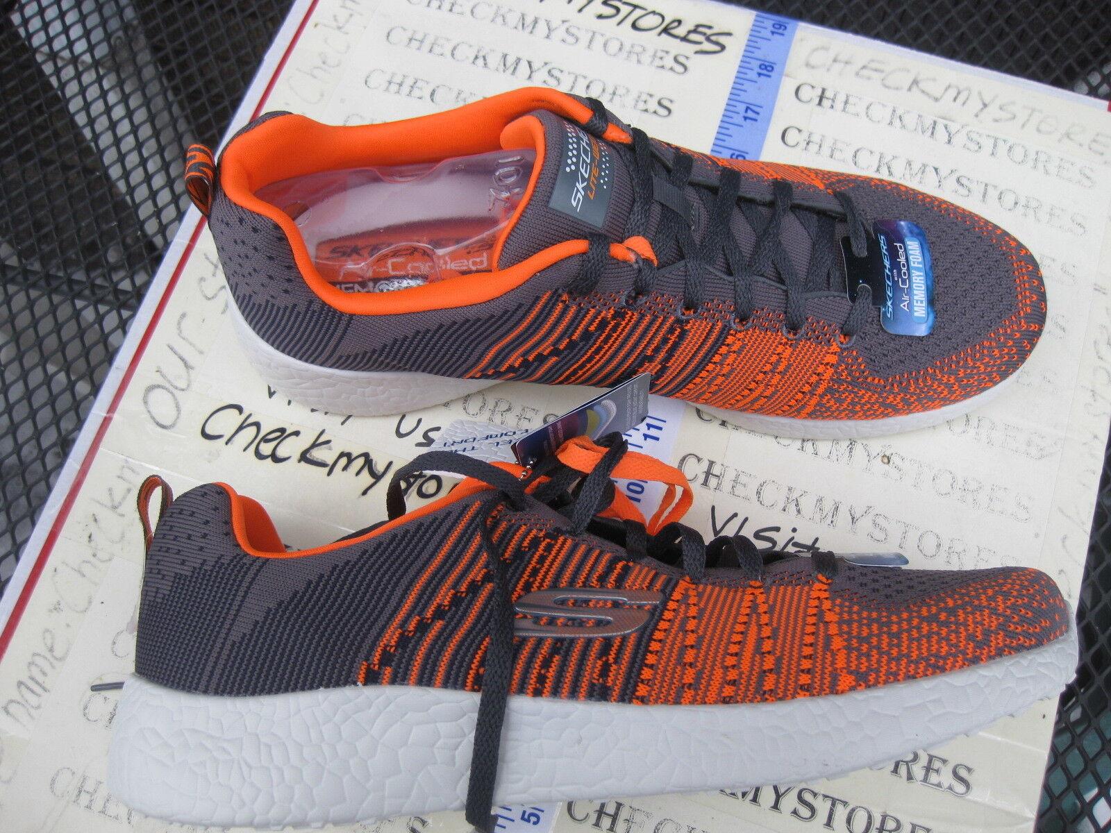 new nib Sk07 Sport Men's Energy Burst In The Mix Sneaker MEMORY FOAM
