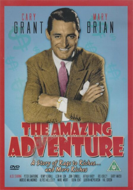 The Amazing Adventure [DVD]  Film & TV