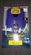 OtterBox Commuter Series Case for Motorola Droid Turbo 2 Hopeline Purple Sr52602