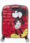 SPINNER-55-CM-BAGAGLIO-A-MANO-AMERICAN-TOURISTER-31C-001-MICKEY-COMICS-RED-ROSSO miniatuur 3