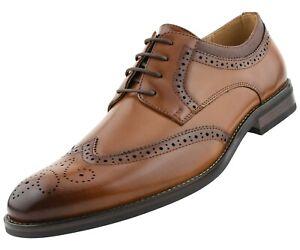 mens wingtip dress shoes formal oxford shoes for men
