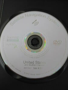 06 07 08 09 10 11 12 HONDA ACURA MDX RL RDX Pilot Navigation DVD VER.4.B1 UPDATE | eBay