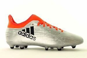 san francisco 5af4a 2f700 Image is loading adidas-X-16-3-Fg-J-S79488-Juniors-