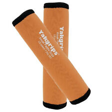Yakgrips® Comfort Neoprene Kayak Canoe Raft Grips For Break Apart Paddle ORANGE