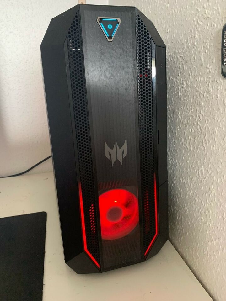 Acer, Predator PO3-620, 2.9 (Boost til 4.8) Ghz