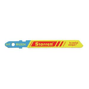 Starrett-bu224-metallo-Jigsaw-Blades