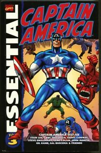 GN-TPB-Essential-Captain-America-Volume-3-nm-9-2-Jack-Kirby-1st-edition-2006