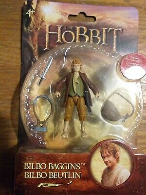 """THE HOBBIT /""""AN UNEXPECTED JOURNEY/"""" DELUXE COLLECTOR SET WITH 5 FIGURES NEW!"""