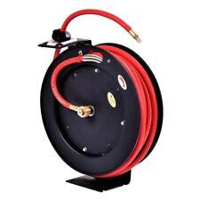 3 8 X25 Auto Rewind Retractable Air Hose Reel Compressor Garden Convenient Tool