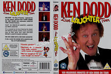 Ken Dodd live Laughter Tour.100 Hilarious Minutes on Tour. New DVD