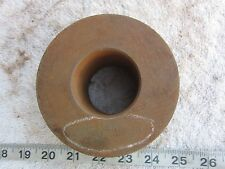 """A32336SH 3-Groove Bore Dia 1¾"""", OD 4"""" Pulley, Used"""