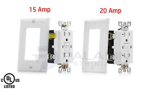 15A-20A-AMP-Tamper-Resistant-GFCI-Safety-Outlet-TR-UL-Listed-Self-Testing