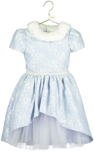 Girls Luxury Official Disney Boutique Princess Cinderella Occasion Party Dress