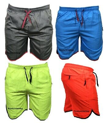 Mens Swimming Board Swim Shorts Trunks Swimwear Beach Summer Shorts Boys Meshnet Zur Verbesserung Der Durchblutung