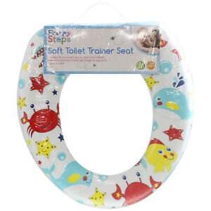 Kids-Baby-Toddler-Safety-Padded-Soft-Toilet-Trainer-Child-Potty-Training-Seat