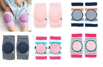 HAPPY KNEES Baby Knee Pads for Crawling from Bella Tunno