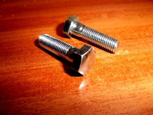 TRIUMPH T100 T120 TR6 HANDLEBAR 'P' CLAMP PINCH BOLT (PR) 97-1340 H1340