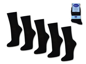 20-Pair-Women-039-s-Socks-100-Cotton-without-Approaching-Business-Black-White