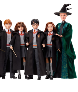 Harry Potter Figures Wizarding World Various Characters Action Doll