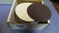 "Norton 23426 5/"" PSA A290 Disc Roll 320 Grit Sandpaper 250//roll"