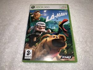 La-Haut Disney Pixar (Microsoft Xbox 360 - PAL Import) Game Complete Excellent