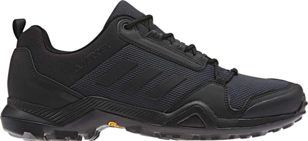 b8d9847e7b7 Adidas Terrex AX3 Hiking shoes (Men s) in Black Black Carbon - NEW