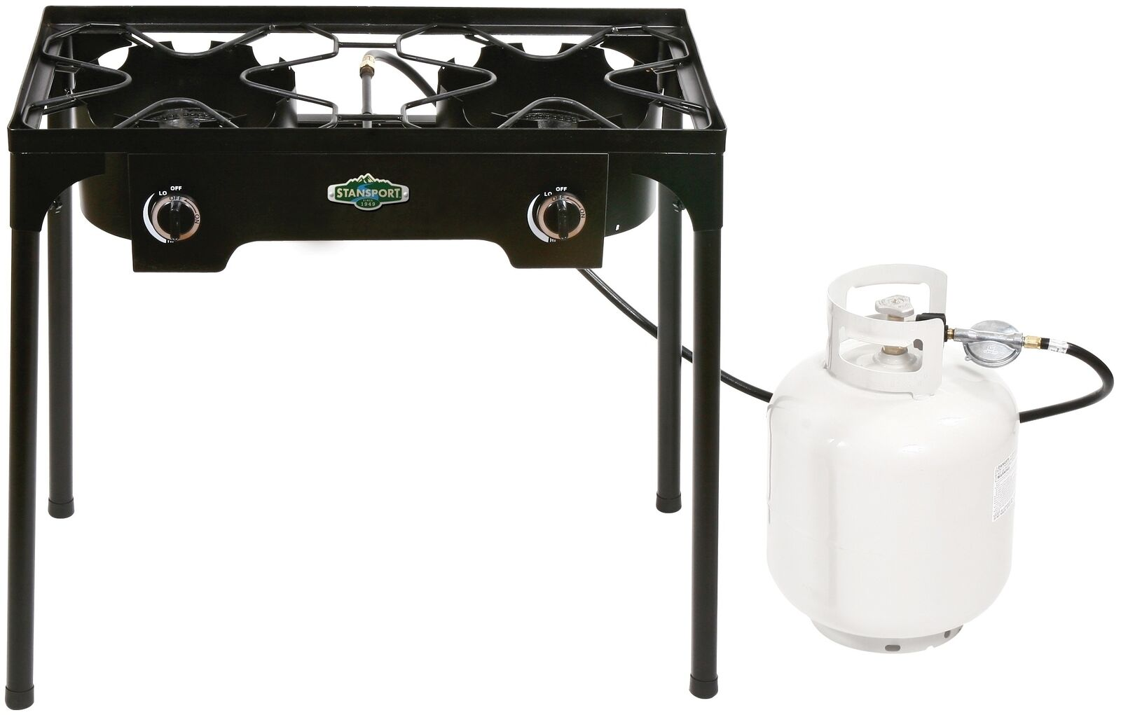 2 Burner  Camp Stove with Stand Outdoor Cooking Camping 35000 BTU Propane Burners  here has the latest