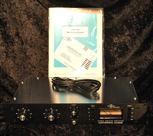 Universal Audio 1176LN Limiting Amplifier. Buy it now for 1899.00