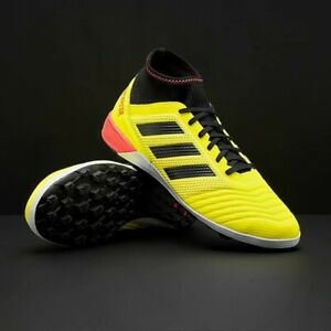 best website a1790 59c91 Details about Adidas Predator Tango 18.3 TF Turf Soccer Shoes  Yellow-Red-Black Ace X Nemeziz