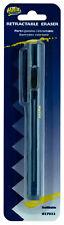 Helix Retractable Eraser With Pocket Clip
