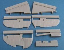 Pavla U48049 1/48 Resin TBD Devastator correct tailplane, elevators and rudder