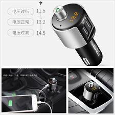 12V Inalámbrico T56 Bluetooth Kit de coche Adaptador De Radio FM reproductor de MP3 y Cargador USB doble