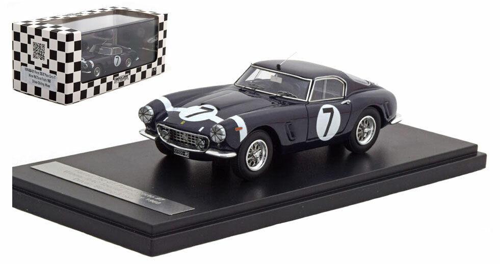 Matrix Ferrari 250 GT Passo Corto RAC Tourist Trophy 1960 - S Moss 1 43 Scale